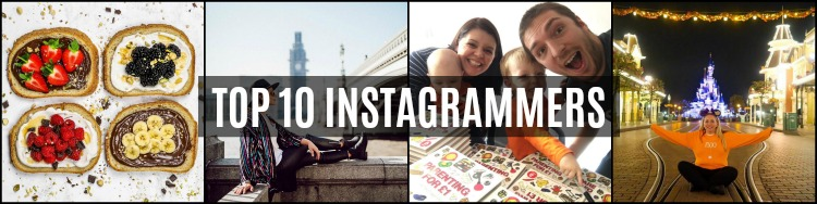 TOP 10 UK INSTAGRAM ACCOUNTS