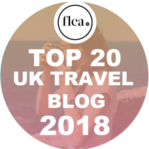Flea Network Top 20 UK Travel Blog 2018